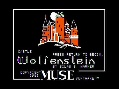 Castle Wolfenstein for Apple II