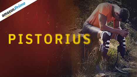 WATCH NOW! ' PISTORIUS'  LAUNCHES GLOBALLY ON AMAZON.