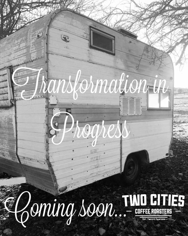 *** EXCITING ANNOUNCEMENT *** Coming soon... Clovis / Fresno / & the Surrounding Area's 1st vintage trailer ESPRESSO / NITRO COLD BREW / SPECIALTY COFFEE & TEA BREW BAR ! We are currently transforming this gem into our newest third wave style mobile coffee addition. Pre-booking coming soon for weddings, public/private events, business events, community events, and more. Have our coffee bar join your special occasion, large or small. This travelling coffee bar trailer will be ready to brew soon....