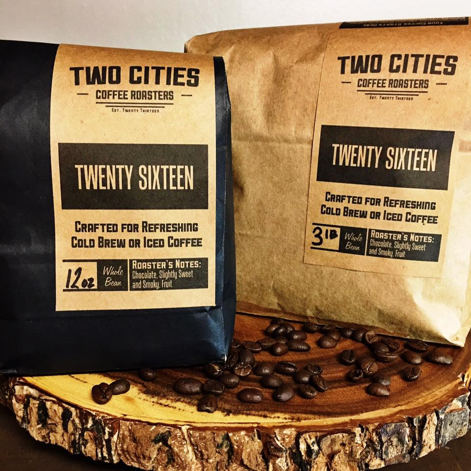 Twenty Sixteen : Cold Brew