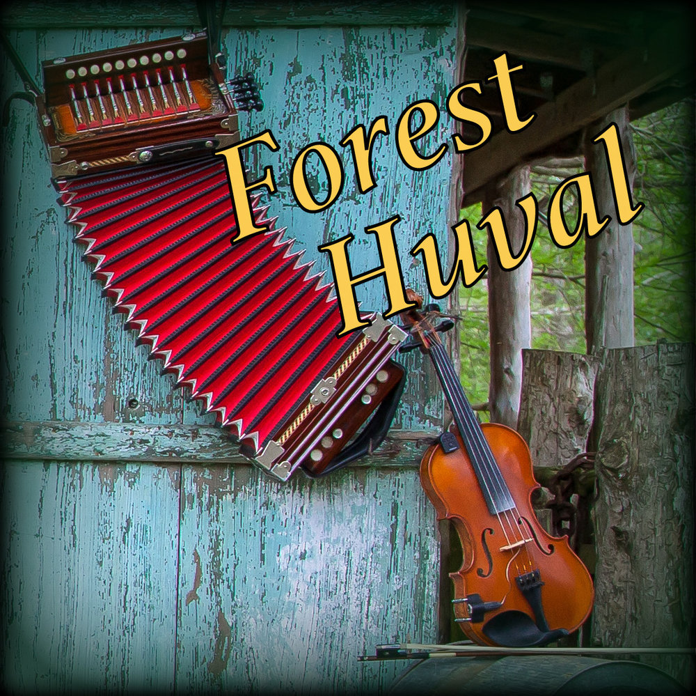Forest Huval's first Cd available!
