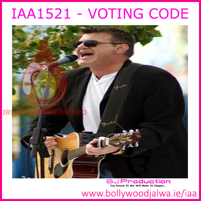IAA - MALE SINGER OF THE YEAR 2015