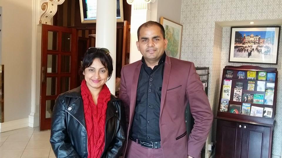 With Actress Divya Dutta.jpg