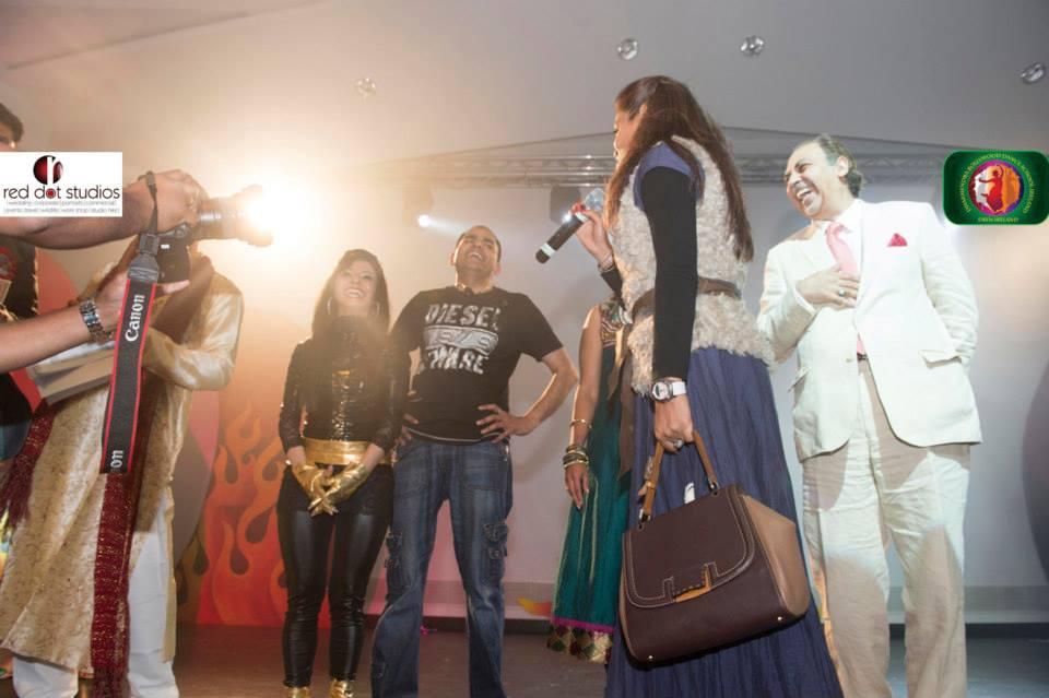 With Actress Sandhya Mridul.jpg