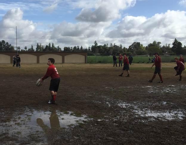 2016 Kickoff Tournament at Sunnyside High School (Fresno, CA)
