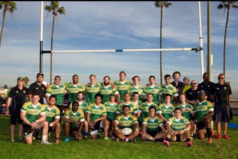 SCRFU Men's 15s Griffins
