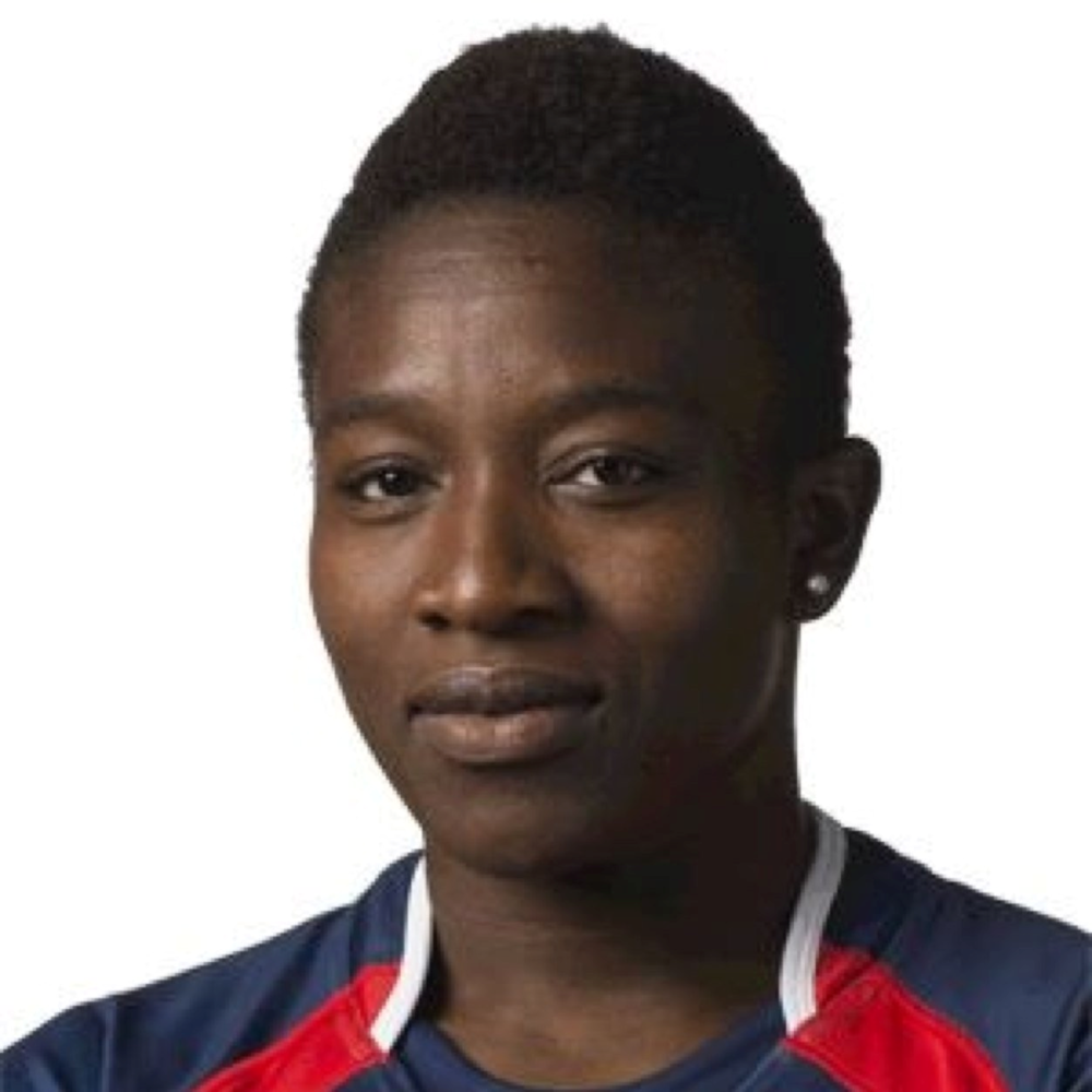 "Victoria ""Vix"" Folayan,  USA Eagles 7s"