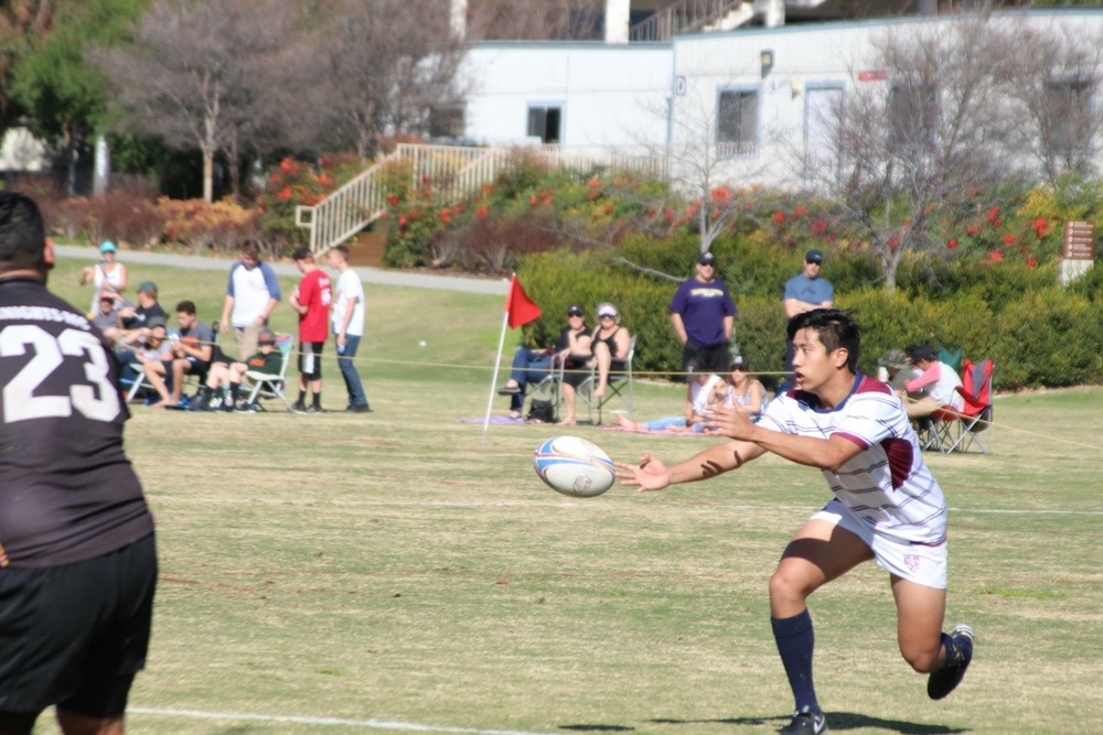 Bobby Chui, Scrum Half (Photo- Clarmont College)