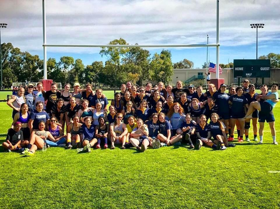 The 2016-17 UC Davis Women's Rugby