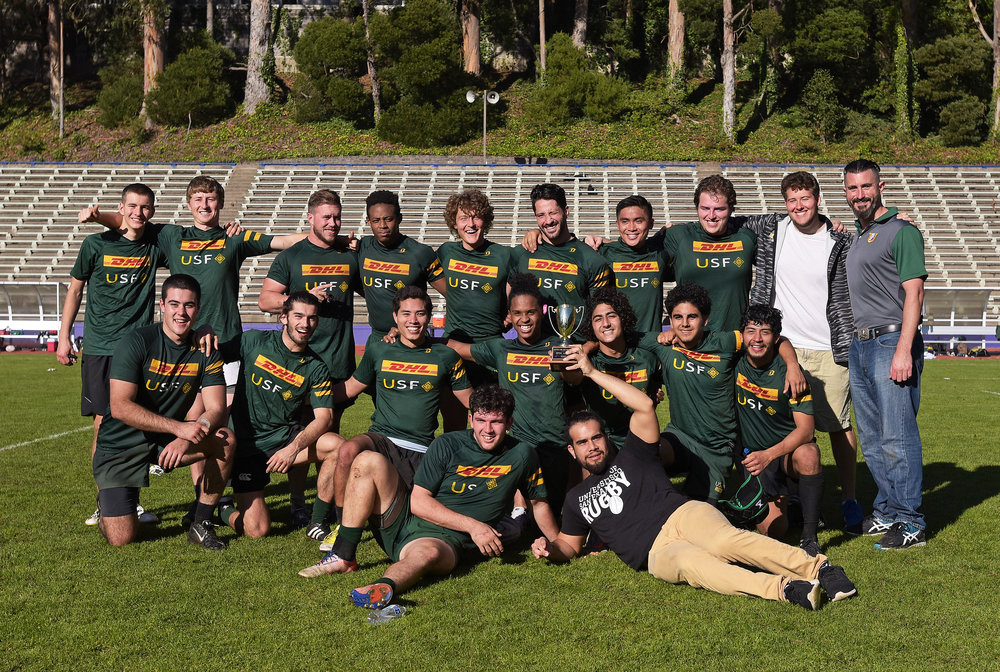 The 2016-2017 University of San Francisco Dons Rugby Club