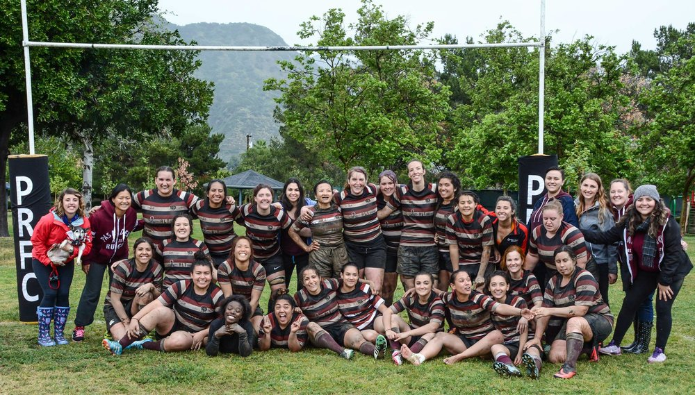 The Royals of Pasadena RFC.
