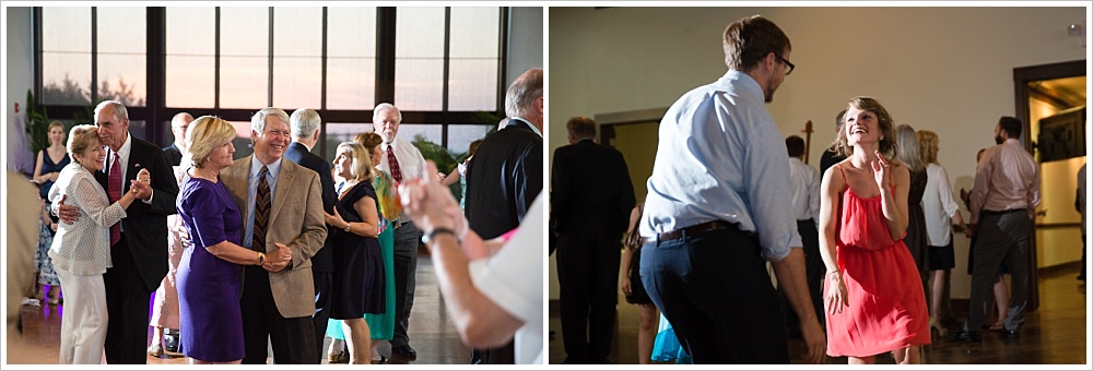 dancing at a reception | Carleen Bright Arboretum, Woodway, Texas | Jason & Melaina Photography
