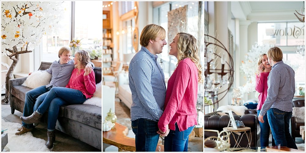 Couples portraits downtown | Love Photography in Waco, Texas | Jason & Melaina Photography