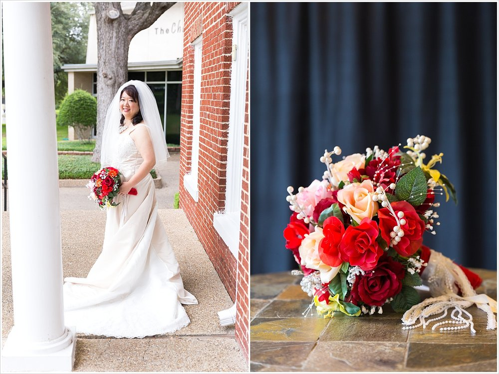 Traditional Church wedding, Highland Baptist Church in Waco, Texas - Jason & Melaina Photography, www.jasonandmelaina.com