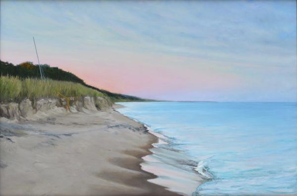 Copy of Morning Over Pigeon Creek Pier by Susan Pragaspathy