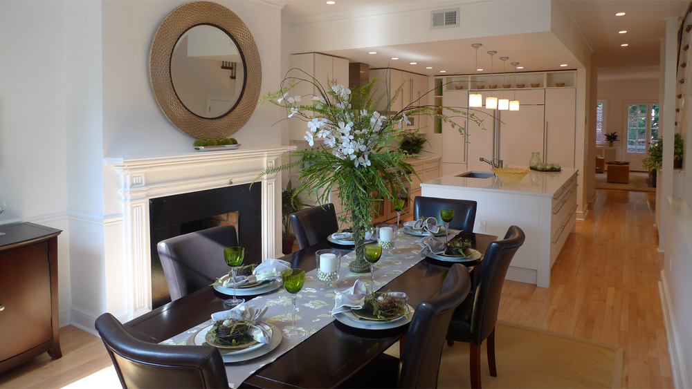 Arlington Virginia home staging