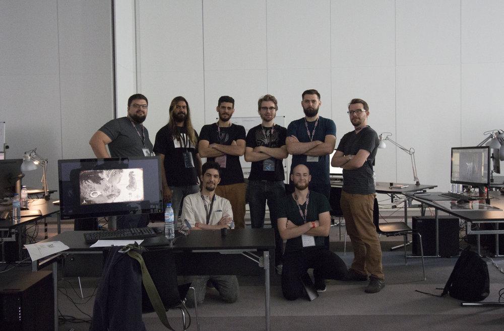 Team AEGEA.