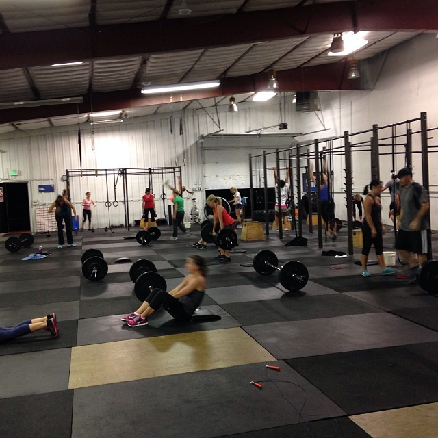 5:30 am Group Class, doin work!#cvsc