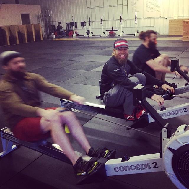 Happy Vikings!#cvsc #LoganHotShots #TheWayofTheBarbarian