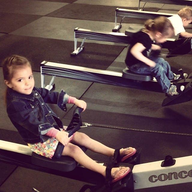 Row sprints!!#cvsc #9:15'ers #cvscyoungsters
