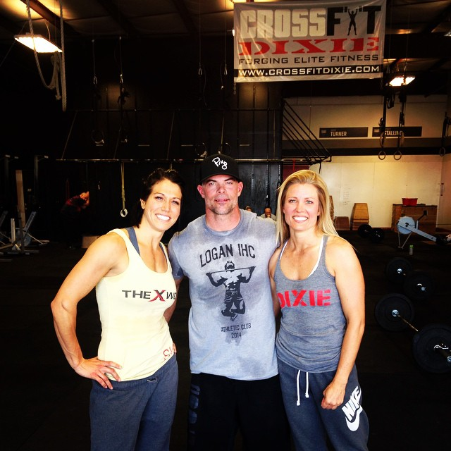 Fun and games with some of my favorite people. Thank you for always being so welcoming. CVSC's home away from home. @crossfitdixie @desilovesilva @stacyl39