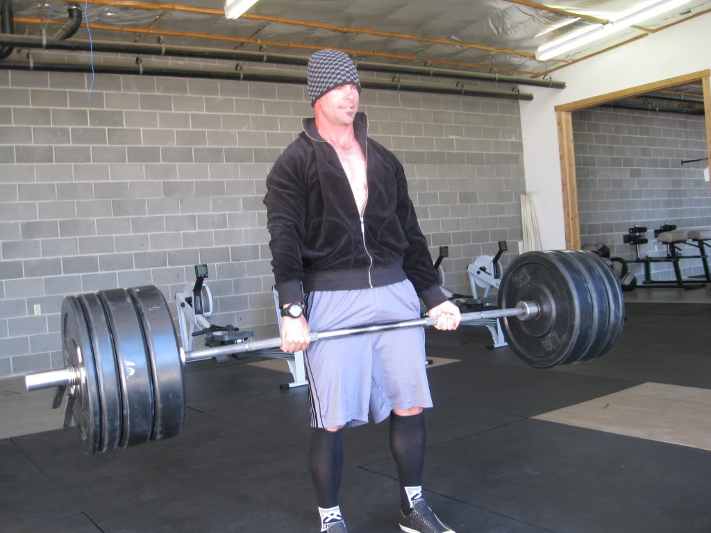 Velvet Deadlifts