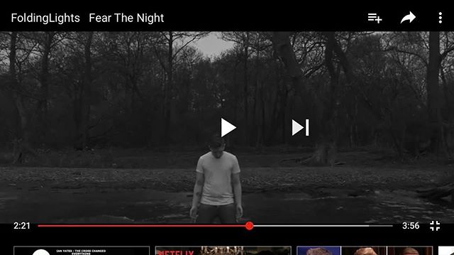 It's here!! The video for my first single 'Fear the night'. As it's my birthday tomorrow we're giving this away for FREE, head over to Noisetrade and follow the steps! I'm so thankful for everyone involved in the creation of this. This is a special song for me and I can only hope you enjoy listening and watching. You find the link via my bio 🙌🏻🙌🏻 Video creds - @bluepeakproductions @garethghm thanks guys for a stellar job!