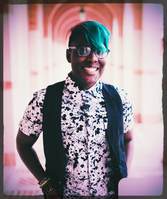 Ziggy - Ziggy (Nzingha) Keyes is a former True Colors 40 of the 40 nominee. Part-time super and full-time hero, Ziggy is 23 years-old and in school for early childhood education, potentiality minoring in social work and photography. A bio cannot sum up all of Ziggy's awesomeness. They have been part of the mission to end youth homelessness mission since they were 15 years-old and currently serve on the National Youth Forum on Homelessness.