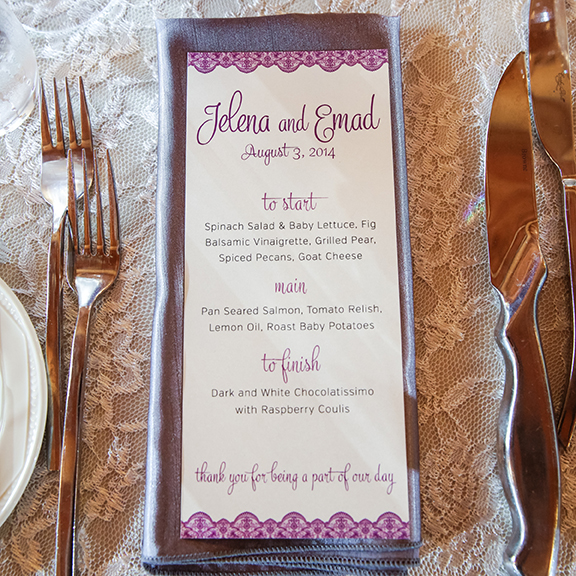 Lace_Purple_Ombre_Wedding_Invite_Calgary_Edmonton_Banff_Canmore_Menu.jpg