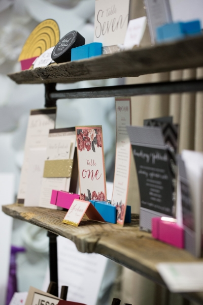 Calgary Bridal Expo - Wedding Invitations
