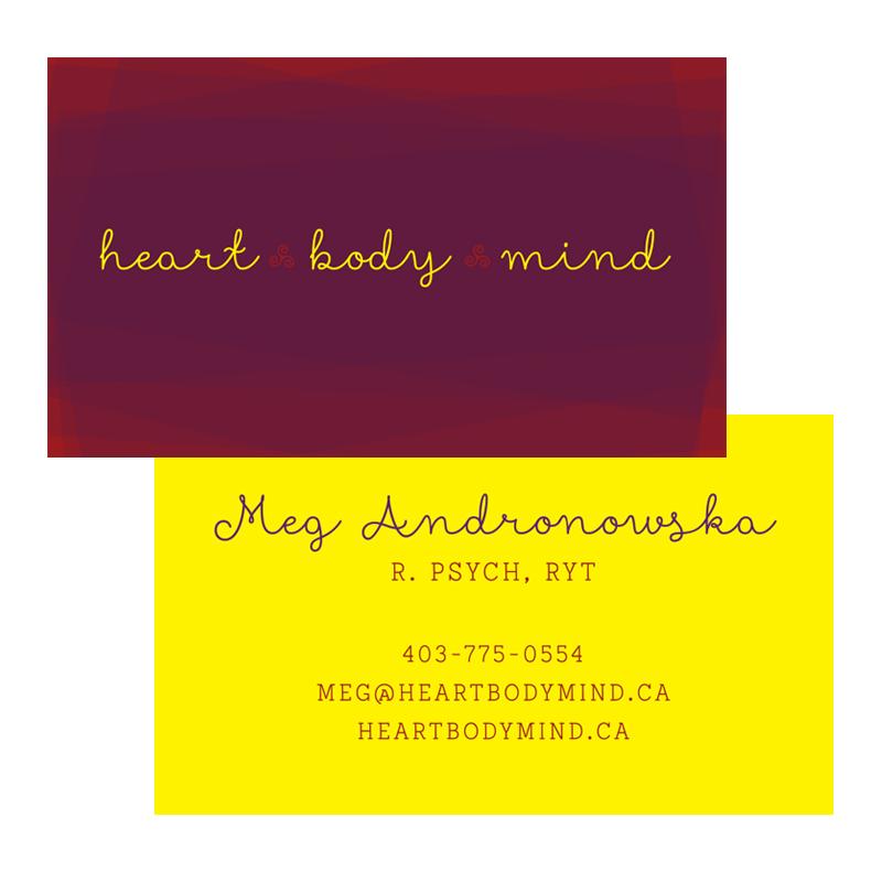 Yogo studio logo design Calgary Canmore Graphic Designer