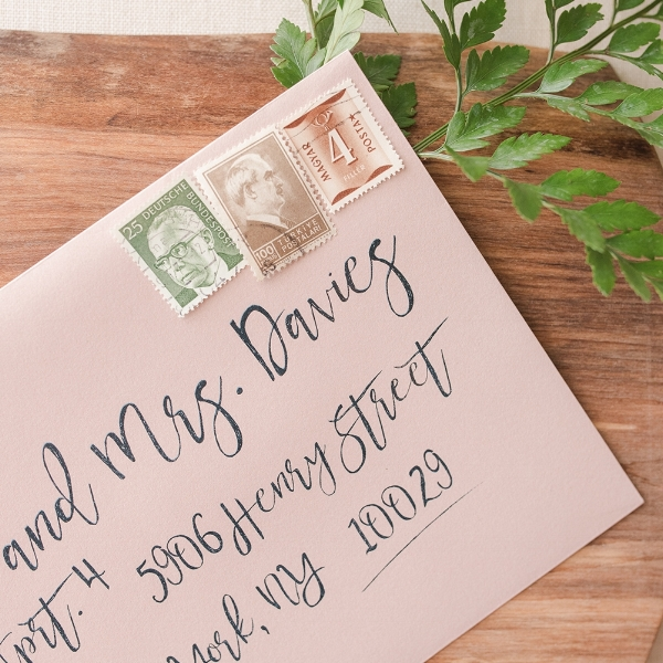 Wedding Invitations Calgary Pretty and Elegant