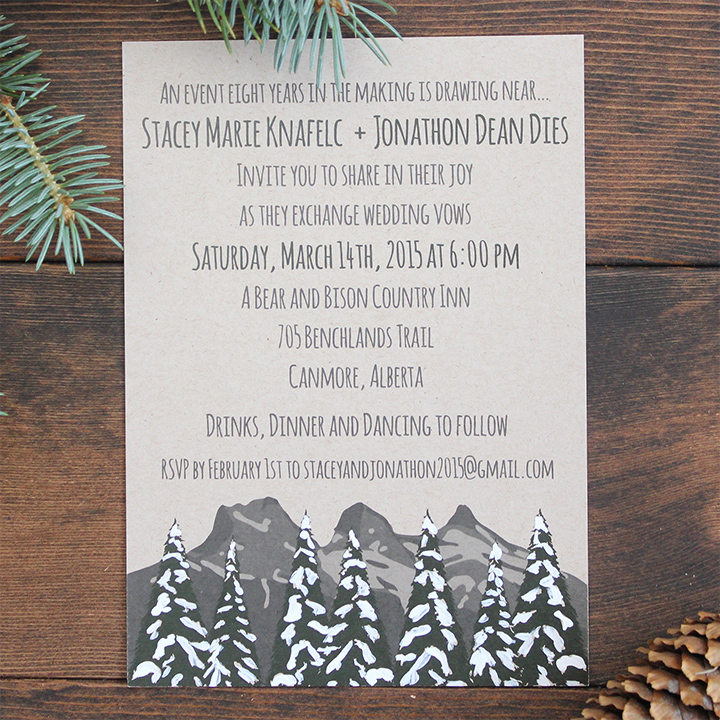 Calgary_Wedding_Invitation_Mountain_Tree_Rustic_Woodland_Snow_Banff_Canmore_Painted_Kraft_sm.jpg
