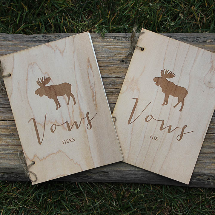 Rustic Vow Books