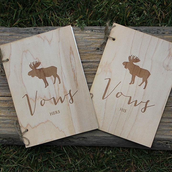 Rustic Vow Books