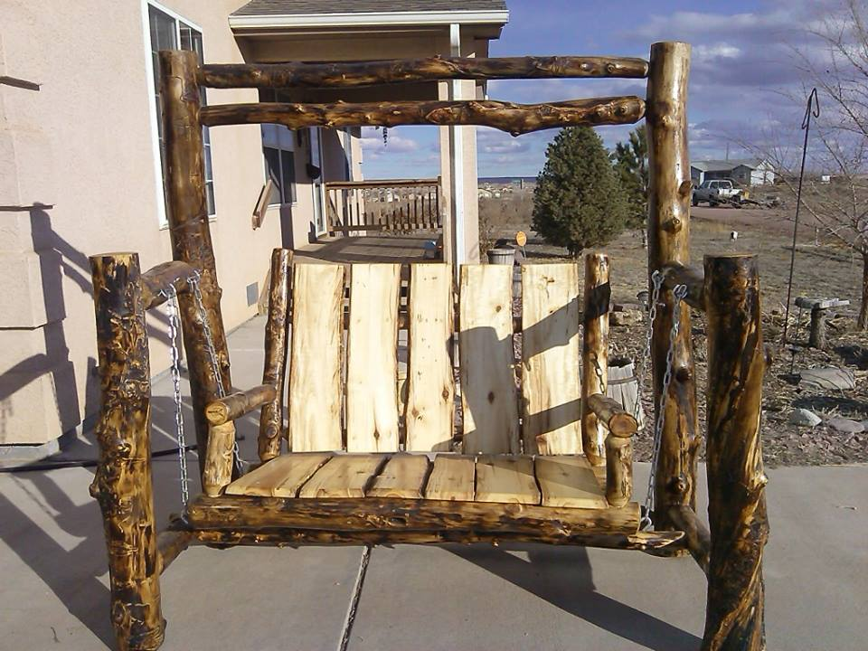 Two Person Swing -- $850.00
