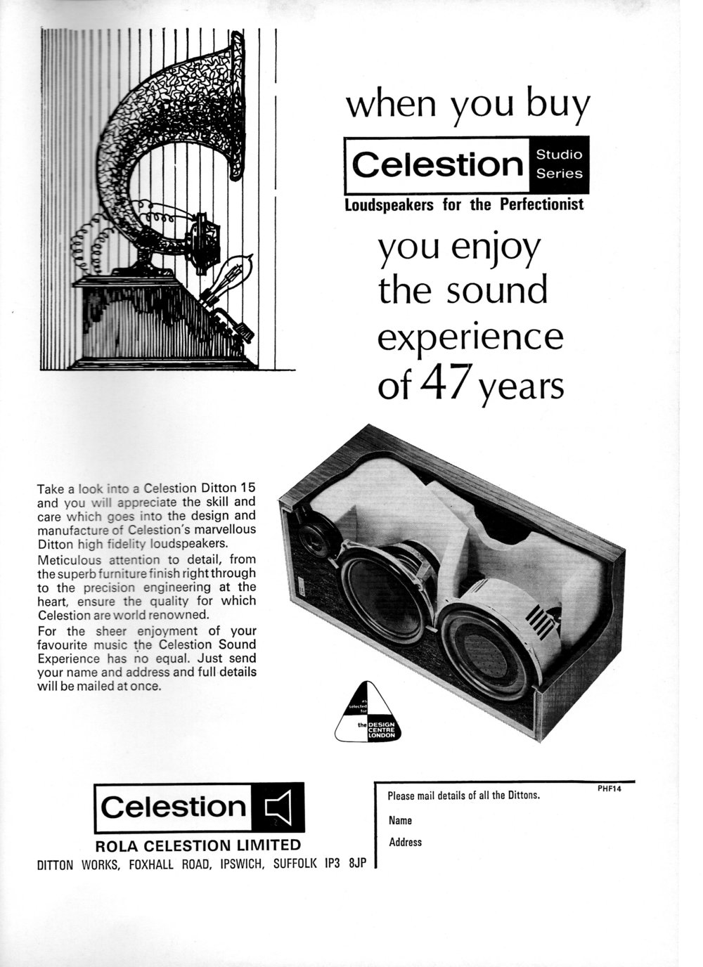 Celestion Ditton 15 Advert 1971.jpg