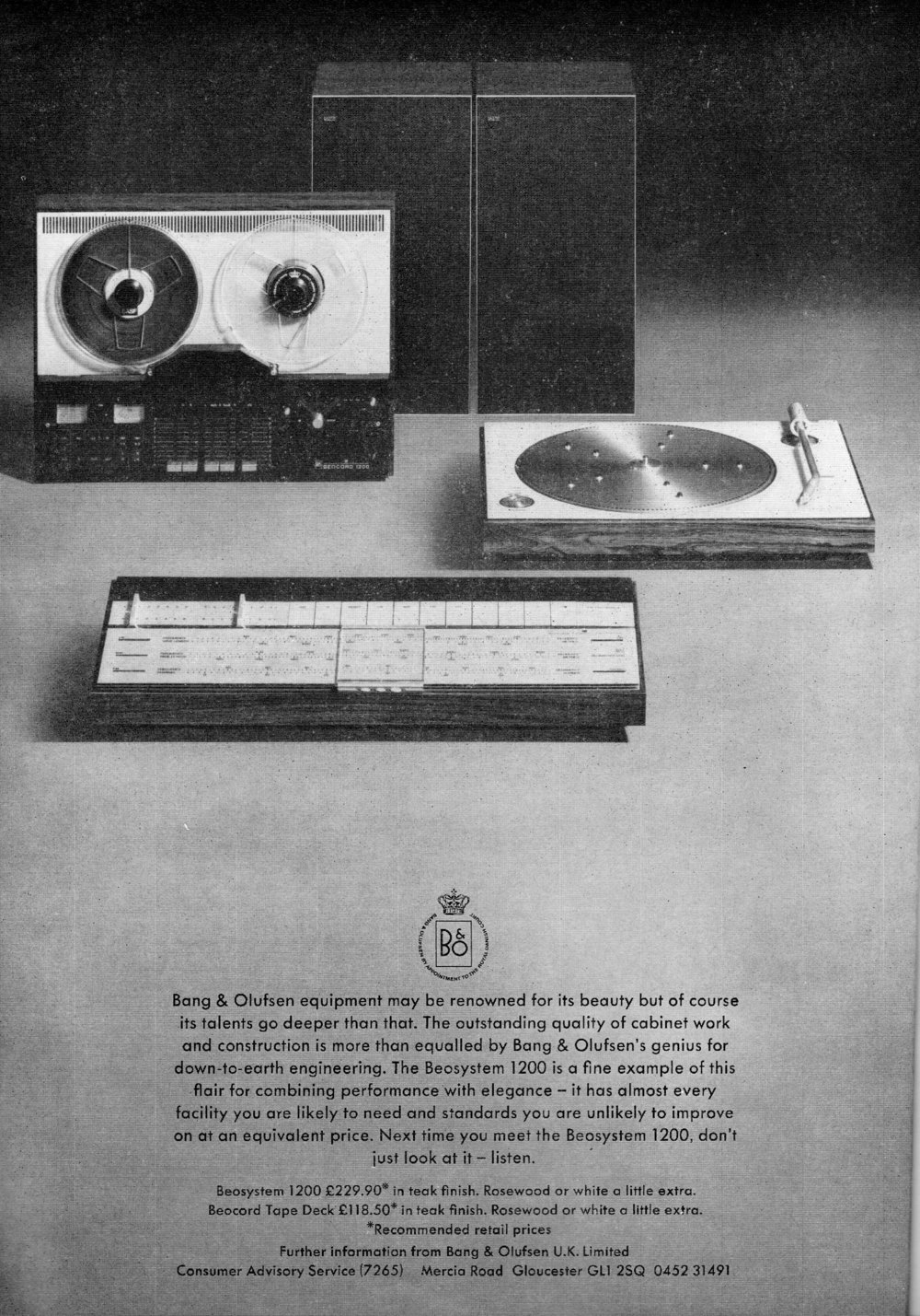 Bang & Olufson Advert 1972.jpg
