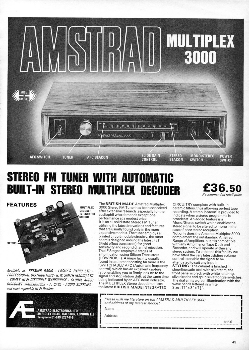 Amstrad Advert Multiplex 3000 1972.jpg