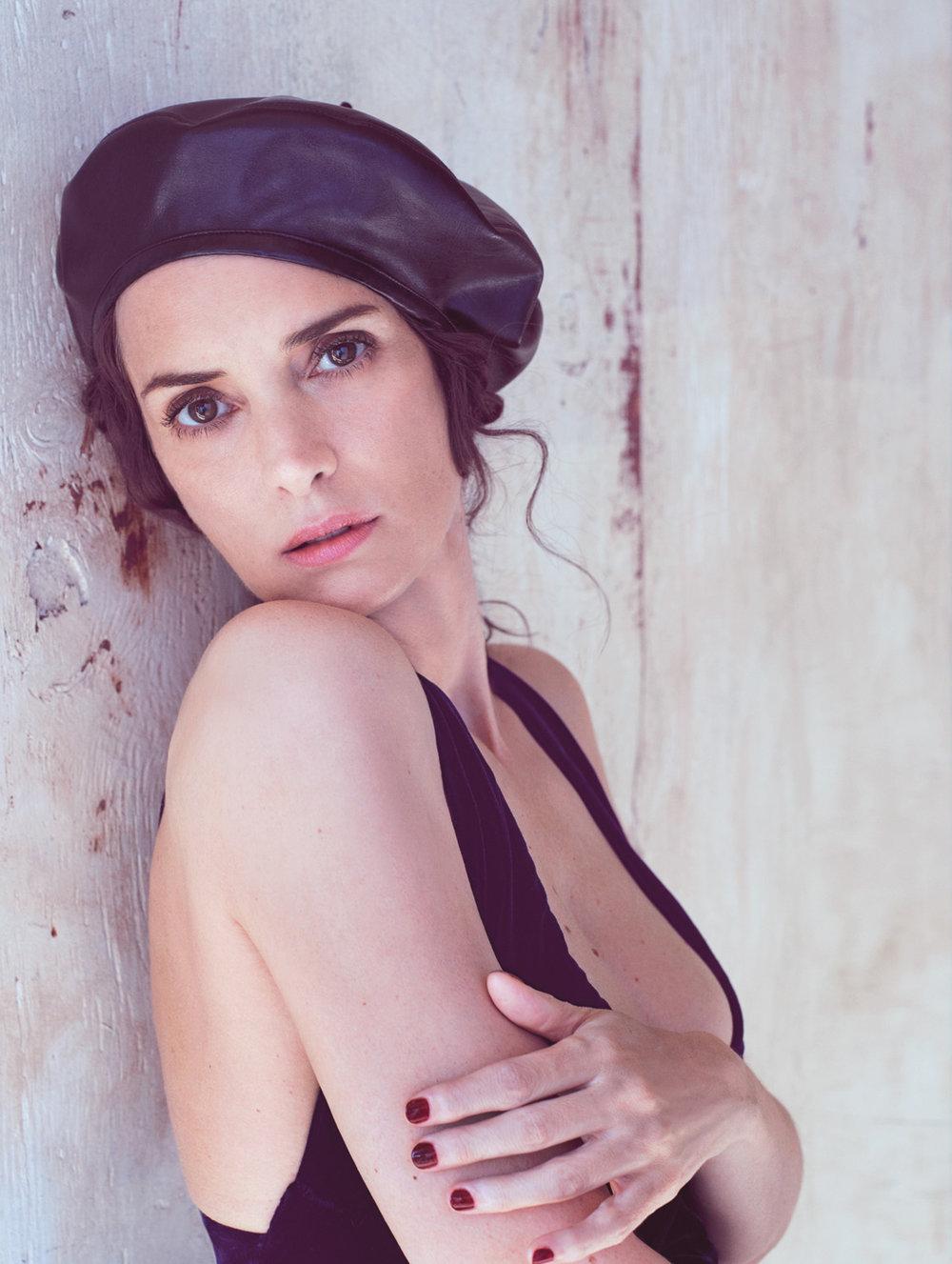 Winona Ryder</br><small> <i> W Magazine October 2017</i> </br> Photo by Mario Sorrenti</small>