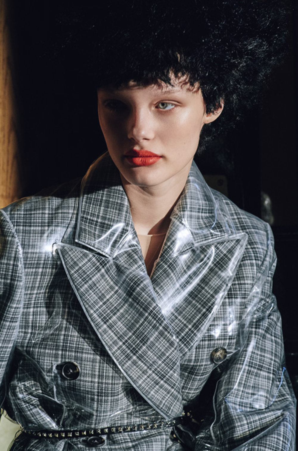 Fashion </br><small> <i> W Magazine September 2017</i> </br> Photo by Collier Schorr</small>