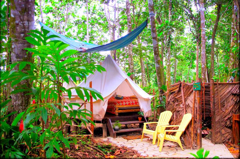 & Palmar Tent Lodge u2014 So Fresh Living