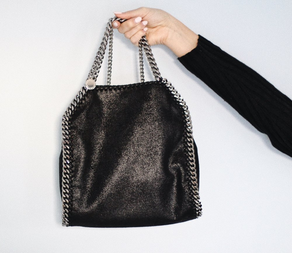 All photos by Celina Parente  Bag purchased on  Ssense .