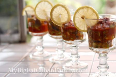 Avocado Cocktail Recipe