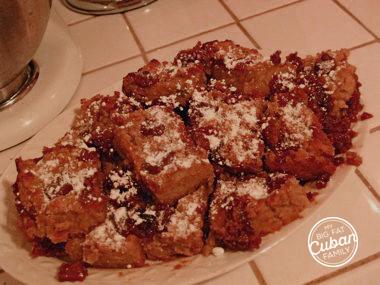 (Not-My-Tio-Fernando's) Bread Pudding Recipe