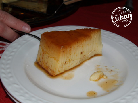 My Big Fat Cuban Family Cuban Flan Recipe