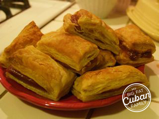 My Big Fat Cuban Family Homemade Pastelitos De Guayaba Recipe