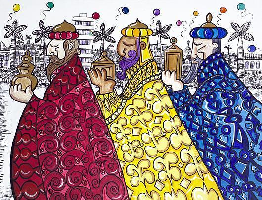 The 3 Kings by Tony Mendoza