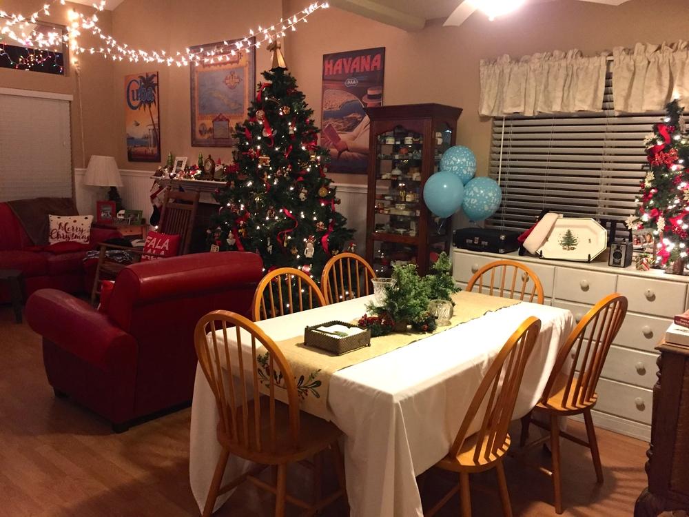 My Big Fat Cuban Family - Christmas Tree