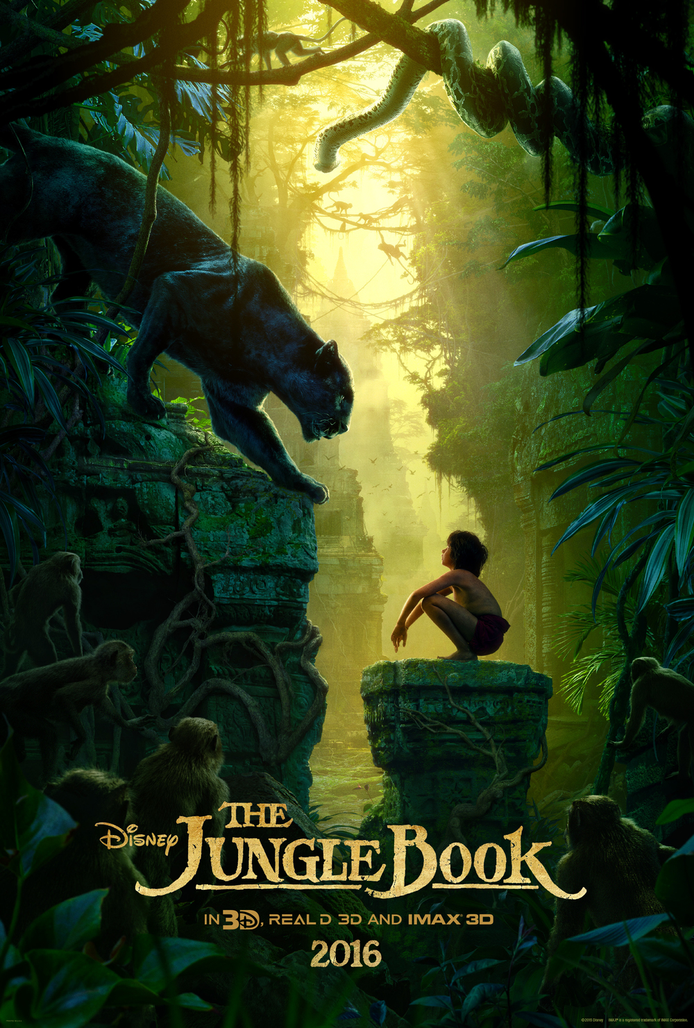 My Big Fat Cuban Family. Disney's The Jungle Book